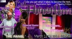Show Ad | Highball Tavern (Columbus, Ohio) | 3/12/2016