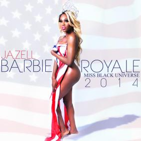 Jazell Barbie Royale