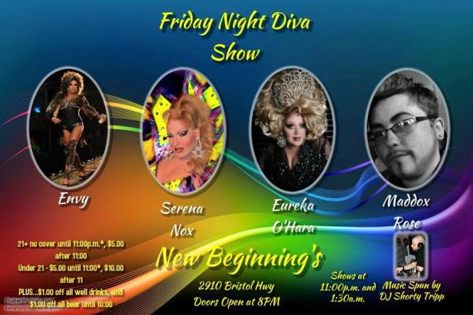 Show Ad   New Beginnings (Johnson City, Tennessee)   10/9/2015
