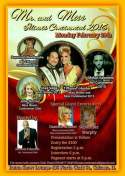 Show Ad   Mr. and Miss Illinois Continental   Baton Show Lounge (Chicago, Illinois)   2/29/2016