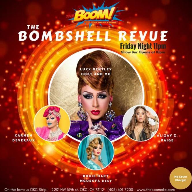 Show Ad | Boom (Oklahoma City, Oklahoma) | 9/8/2017
