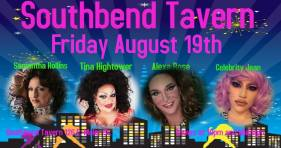 Show Ad | Southbend Tavern (Columbus, Ohio) | 8/19/2016