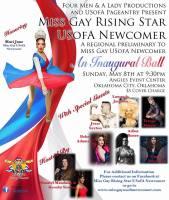 Show Ad | Miss Gay Rising Star USofA Newcomer | Angles Event Center (Oklahoma City, Oklahoma) | 5/8/2016