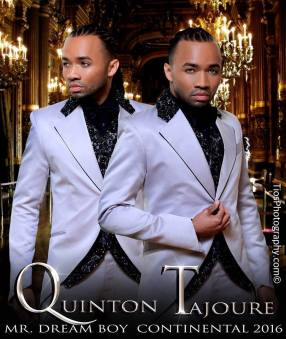 Quinton Tajoure - Photo by Tios Photography