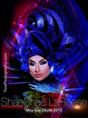 Shae Shae La Reese - Photo by Tios Photography