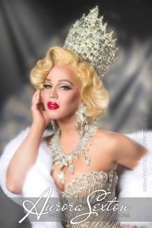 Aurora Sexton - Photo by Erika Wagner / The Drag Photographer
