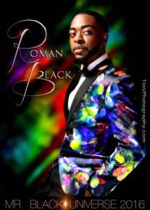 Roman Black - Photo by Tios Photography