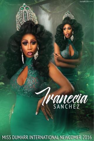 Tranecia Sanchez - Photo by Tone Roc Photography