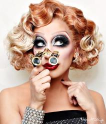 Bianca Del Rio - Photo by Magnus Hastings