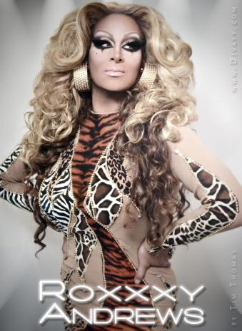 Roxxxy Andrews - Photo by Tim Thomas