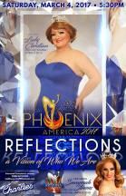 Show Ad | Miss Gay Phoenix America | Charlie's (Phoenix, Arizona) | 3/4/2017