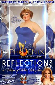 Show Ad   Miss Gay Phoenix America   Charlie's (Phoenix, Arizona)   3/4/2017