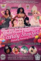 Show Ad | Miss Gay South Central States USofA, USofA Classic and USofA Newcomer | Round Up Saloon (Dallas, Texas) | 2/7/2016