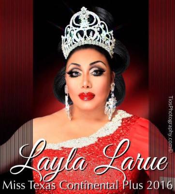 Layla LaRue - Photo by Tios Photography