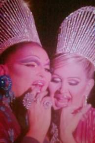 Chelsea Pearl and Natasha Richards