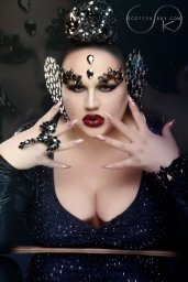 Eureka O'Hara - Photo by Scotty Kirby