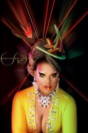Alexis Mateo - Photo by Scotty Kirby