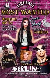 Show Ad | Berlin (Chicago, Illinois) | 5/3/2017