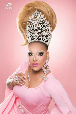 Alexis Mateo - Photo by The Drag Photographer