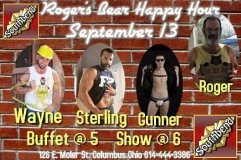 Show Ad | Southbend Tavern (Columbus, Ohio) | 9/13/2017