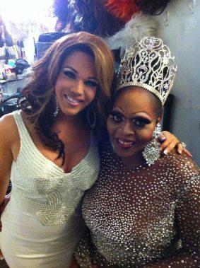 Aurora Sexton and Whitney Paige