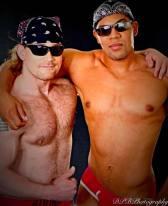 Adonis Casanova and Dominic Casanova - Photo by DPB Photography