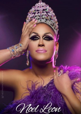 Noel Leon - Photo by The Drag Photographer