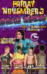 Show Ad | Garden Nightclub (Des Moines, Iowa) | 11/3/2017