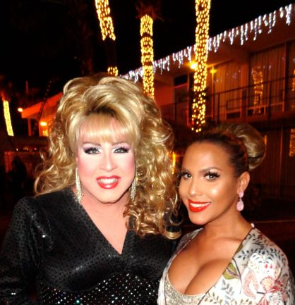 Leigh Shannon and Shantell D'Marco