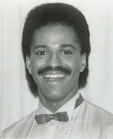 Medwin Johnson, Mr. Gay All-American 1987