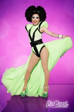 Yuhua Hamasaki | RuPaul's Drag Race Season 10 Cast | Credit: VH1