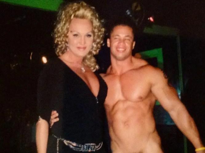 Jennifer Warner and Mathew Rush