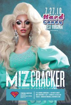Show Ad | Stonewall Nightclub (Huntington, West Virginia) | 7/27/2018