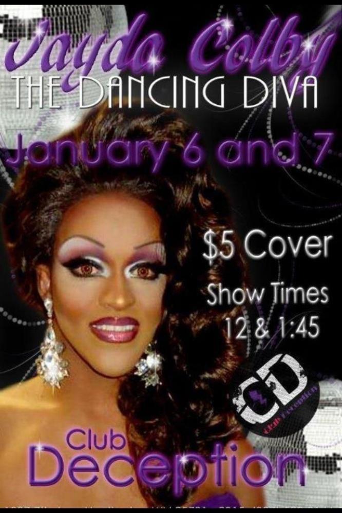 Show Ad | Club Deception (Huntington, West Virginia) | 1/6-1/7/2012