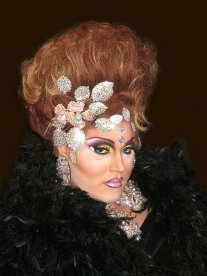 Erica Martinez - Miss Gay Ohio America 2000