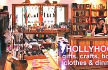 Hollyhock Store Cortes Island Shops