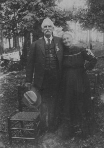 Dr. Edward Thomas and Lettie Hemperley