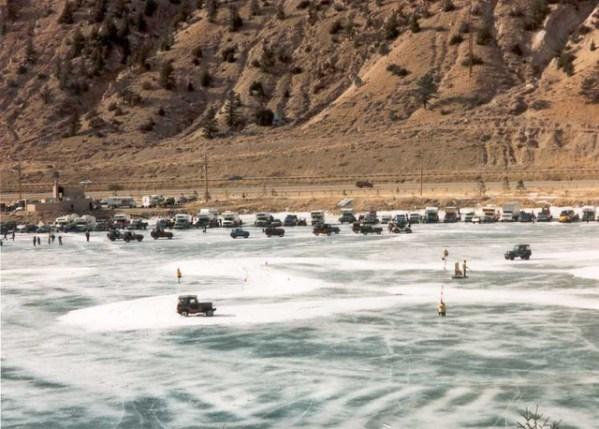 Ice Races 1990s