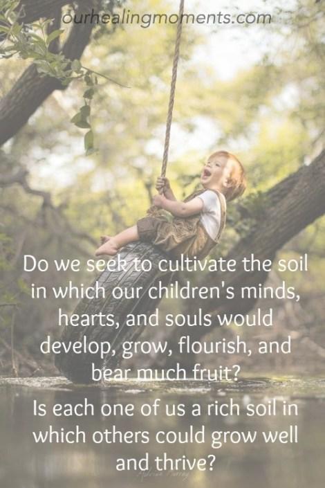 spiritual soil