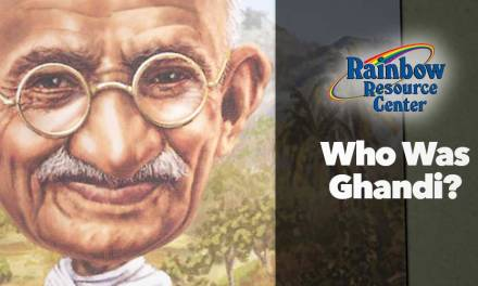 Who Was Ghandi?