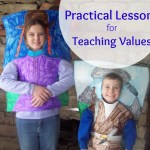Teaching Values – Lesson Ideas – Day 7