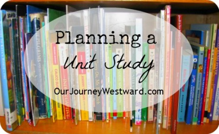 Planning a Unit Study