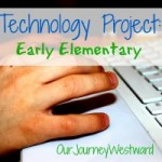 Technology Project: Early Elementary