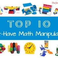 Math Manipulatives: Why Use Them?