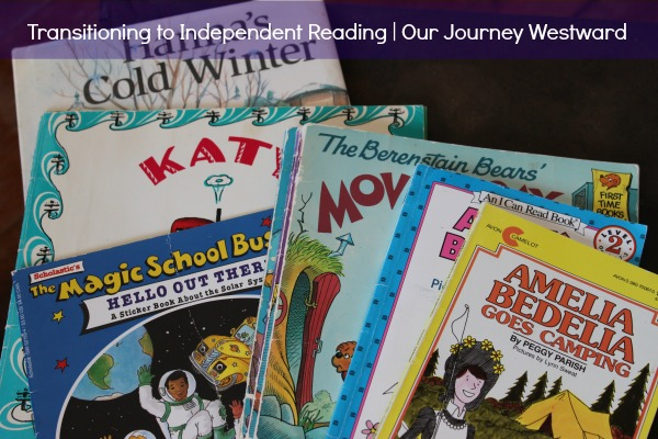 Here's a plan for helping emergent readers transition into independent readers using high-interest books.