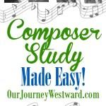 Composer Study Made Easy