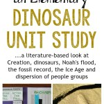 More Than Just a Dinosaur Unit Study