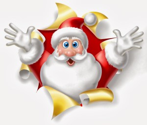 New_Year_wallpapers_children_santa_claus