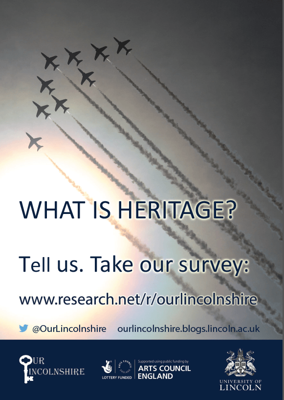 Our Lincolnshire Survey Poster