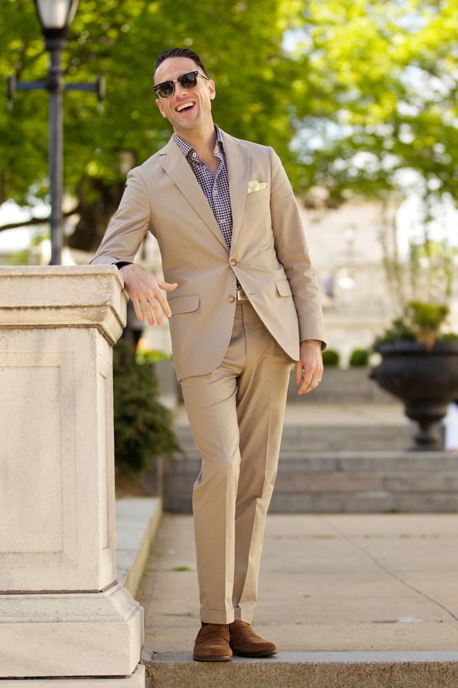 what to wear: a summer wedding | for men | ourMode